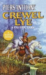 Xanth #8 - Crewel Lye, A Caustic Yarn (1987 Printing)