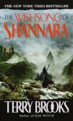 Shannara Trilogy, The #3 - The Wishsong of Shannara (1988 Printing)