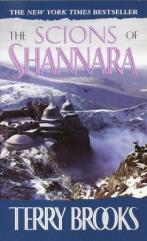 Heritage of Shannara, The #1 - The Scions of Shannara (1991 Printing)