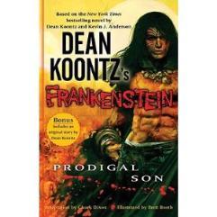 Dean Koontz's Frankenstein #1 -  Prodigal Son