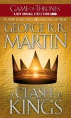 Song of Ice and Fire, A #2 - A Clash of Kings (2011 Printing)