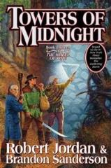 Wheel of Time #13 - Towers of Midnight