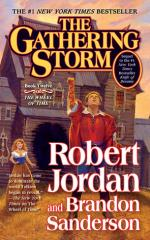 Wheel of Time #12 - The Gathering Storm