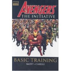 Avengers - The Initiative Vol. 1, Basic Training