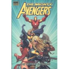 Mighty Avengers, The Vol. 1 - The Ultron Initiative