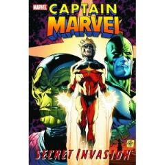 Secret Invasion - Captain Marvel