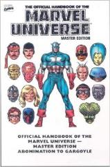 Official Handbook of the Marvel Universe - Master Edition Vol. 1, Abomination to Gargoyle