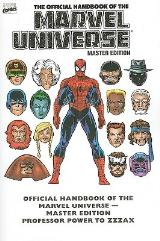 Official Handbook of the Marvel Universe - Master Edition Vol. 3, Professor Power to Zzzax