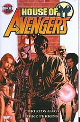 House of M - Avengers