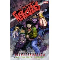 Secret Invasion - The Incredible Hercules