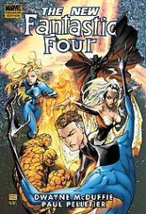 Fantastic Four - The New Fantastic Four (Premiere Edition)