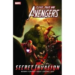 New Avengers, The Vol. 8 - Secret Invasion #1
