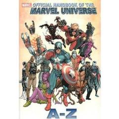 Official Handbook of the Marvel Universe A-Z Vol. 2