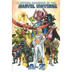 Official Handbook of the Marvel Universe A-Z Vol. 4