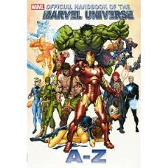 Official Handbook of the Marvel Universe A-Z Vol. 5