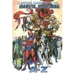 Official Handbook of the Marvel Universe A-Z Vol. 7