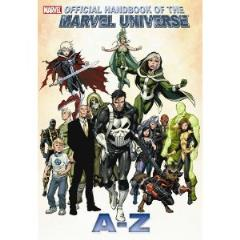 Official Handbook of the Marvel Universe A-Z Vol. 9