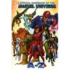 Official Handbook of the Marvel Universe A-Z Vol. 10