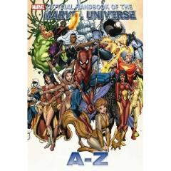 Official Handbook of the Marvel Universe A-Z Vol. 11
