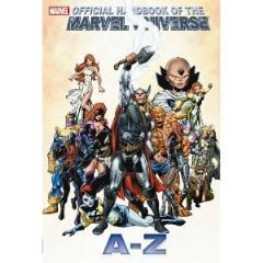 Official Handbook of the Marvel Universe A-Z Vol. 12