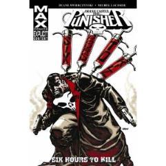 Punisher, The - Max Comics Vol. 12, Six Hours to Kill