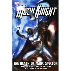 Vol. 4 - The Death of Marc Spector