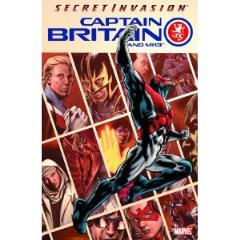 Secret Invasion - Captain Britain and MI13