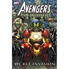 Avengers - The Initiative Vol. 3, Secret Invasion