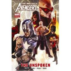 Mighty Avengers, The - The Unspoken