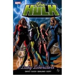 She-Hulk Vol. 9 - Lady Liberators