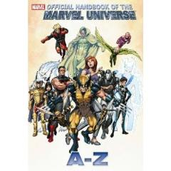 Official Handbook of the Marvel Universe A-Z Vol. 13