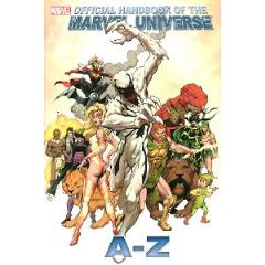 Official Handbook of the Marvel Universe A-Z Vol. 14