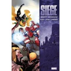 Siege - The Mighty Avengers