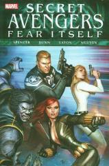 Fear Itself - Secret Avengers
