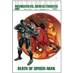 Ultimate Comics - Avengers vs. New Ultimates, Death of Spider-Man
