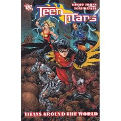 Teen Titans Vol. 6 - Titans Around the World