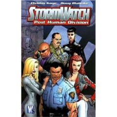 StormWatch - Post Human Division #1