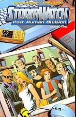 StormWatch - Post Human Division #2