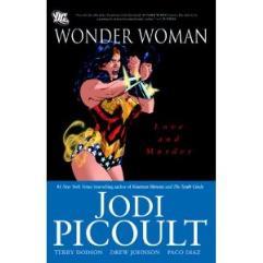 Wonder Woman - Love & Murder