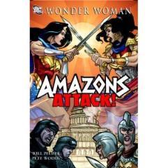 Wonder Woman - Amazons Attack