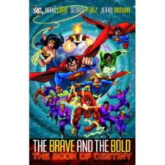 Brave and the Bold, The - The Book of Destiny