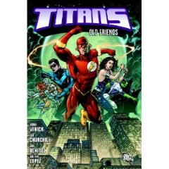 Titans Vol. 1 - Old Friends