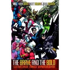 Brave and the Bold, The - Demons and Dragons
