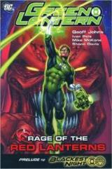 Green Lantern - Rage of the Red Lanterns