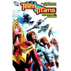 Teen Titans Vol. 10 - Changing of the Guard