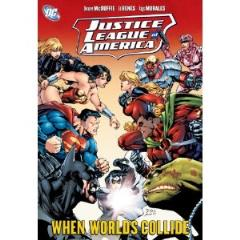JLA - When Worlds Collide