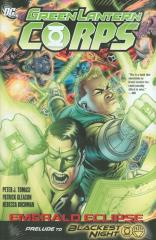 Green Lantern Corps - Emerald Eclipse