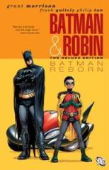 Batman & Robin - Batman Reborn (Deluxe Edition)