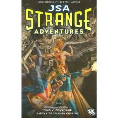 JSA - Strange Adventures