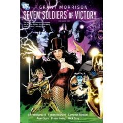 Seven Soldiers of Victory Vol. 1